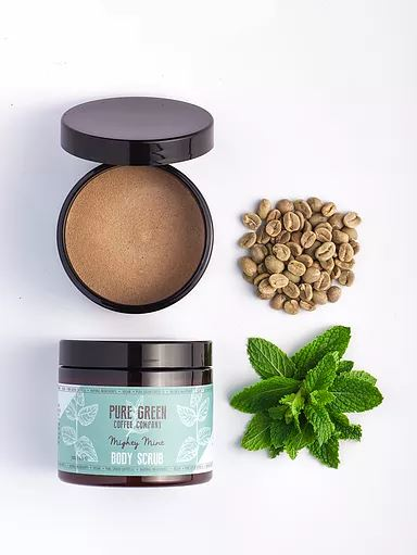 Mighty Mint Body Scrub