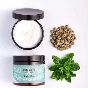 Mighty Mint Face & Body Mask