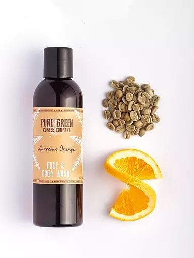 Awesome Orange Face & Body Wash